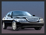Lincoln Sedan Town Car Airport Transportation Moraga CA to or from SFO
