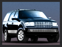 Lincoln Navigator SUV Airport Transportation San Leandro CA to/from SFO