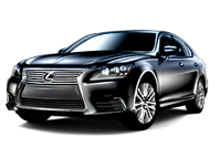 Luxury Sedan Lexus LS460L AWD<br><br>