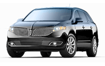 Black Crossover MKT Lincoln Town Car 4WD 2014 Model